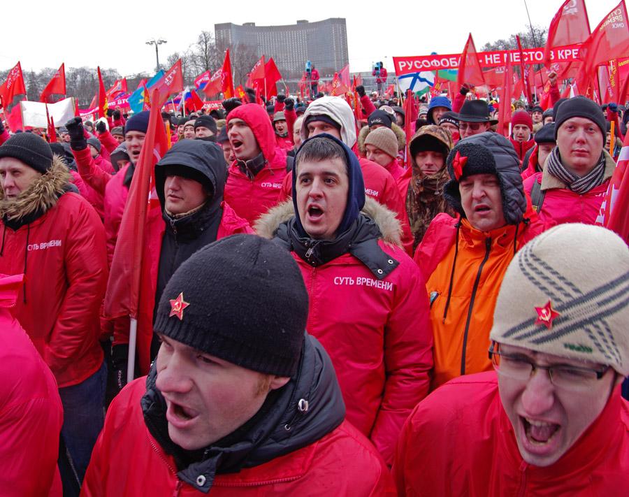 В Киеве прошел Мегамарш вышиванок - Цензор.НЕТ 7484