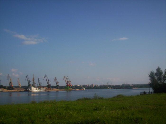 Череповецкий порт