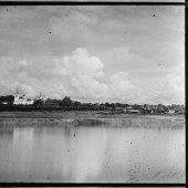 Вид на г. Череповец (соборная горка), 1909 г.