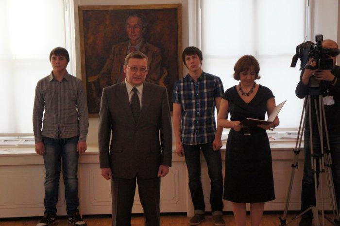 """Открытие выставки """"Рабочий класс""""-4"""