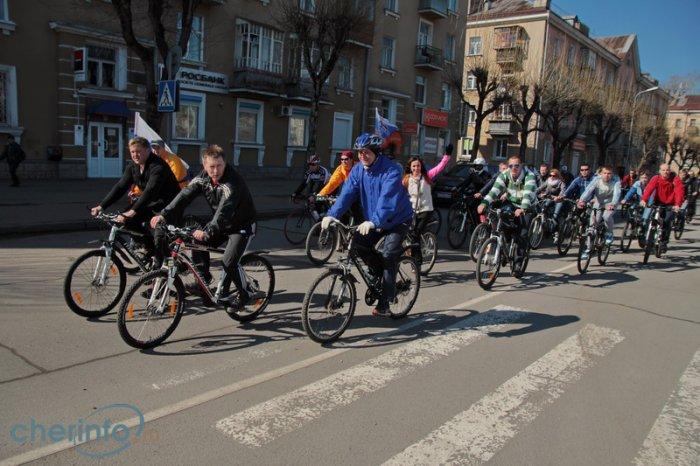 Открытие велосезона-2014