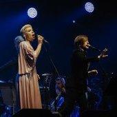 «Би-2» с симфоническим оркестром - Лёва и Тина