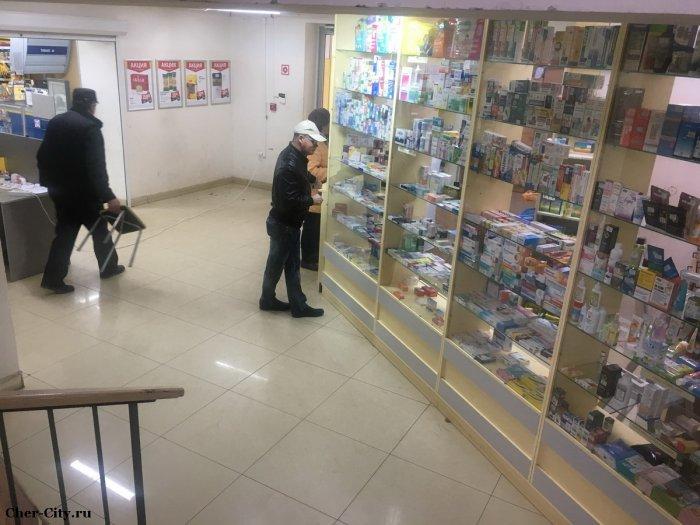Продажа здания в Череповецком районе, аптека