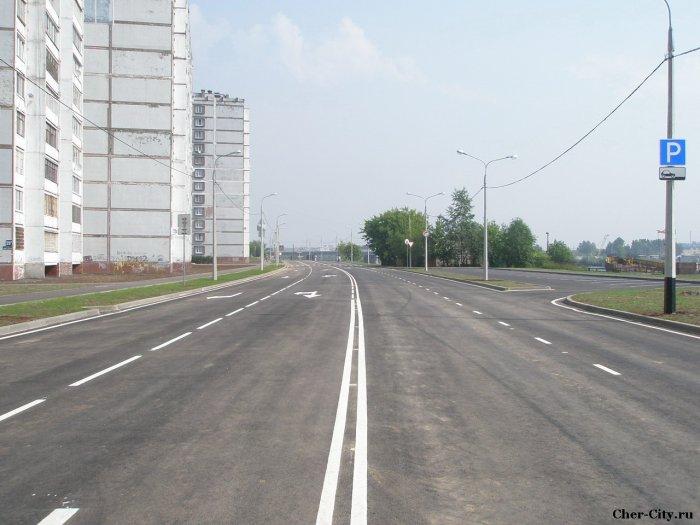 Реконструкция улиц Набережная-Ленина - улица Набережная