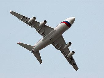 ...на рынке дальнемагистральных пассажирских самолетов, так как производство Ил-96-300 является бесперспективным.