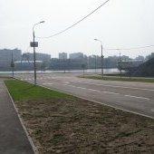 Реконструкция улиц Набережная-Ленина - перекрёсток
